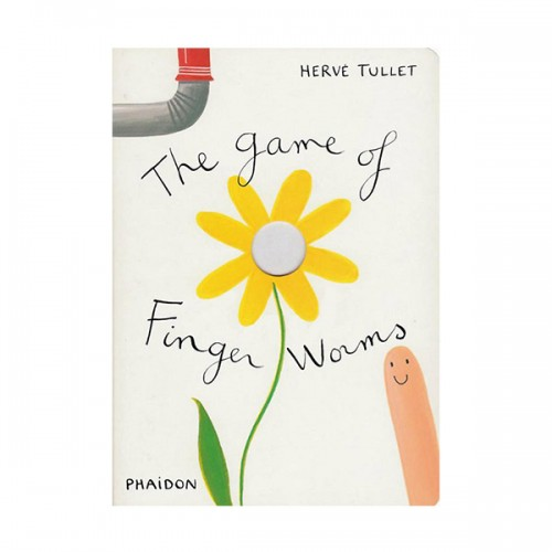 Herve Tullet : The Game of Finger Worms (Hardcover, 영국판)