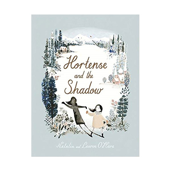 Hortense and the Shadow (Hardcover, 영국판)