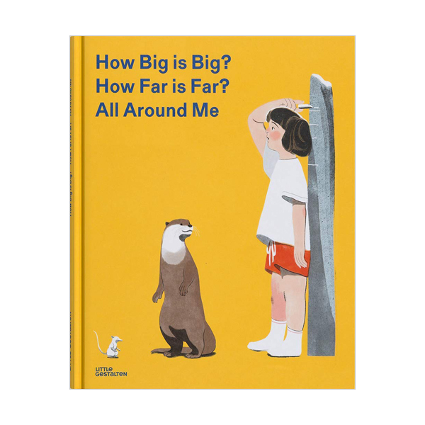 How Big Is Big? How Far Is Far? All Around Me (Hardcover)