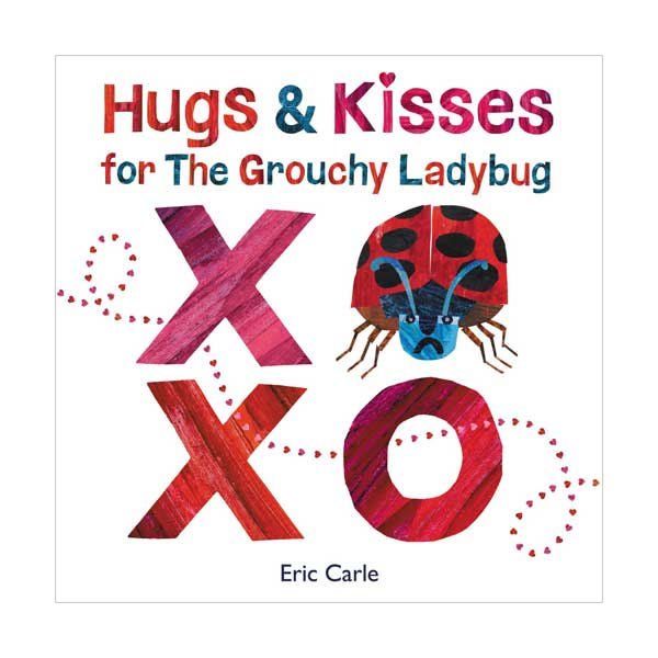 Hugs and Kisses for the Grouchy Ladybug (Hardcover)