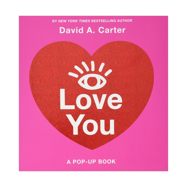 I Love You : A Pop-Up Book (Hardcover)