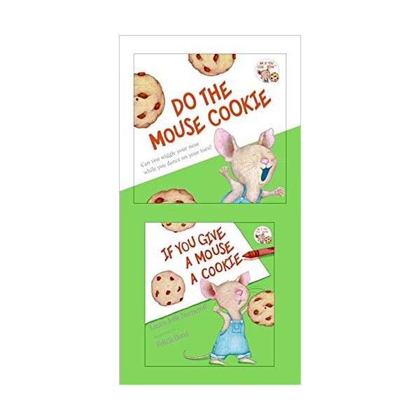 If You Give a Mouse a Cookie Mini Book and CD (Hardcover)