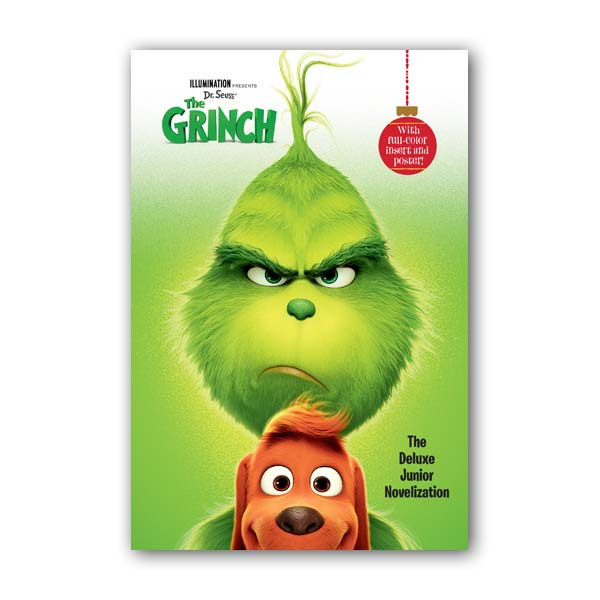 Illumination presents Dr. Seuss' The Grinch (Hardcover)