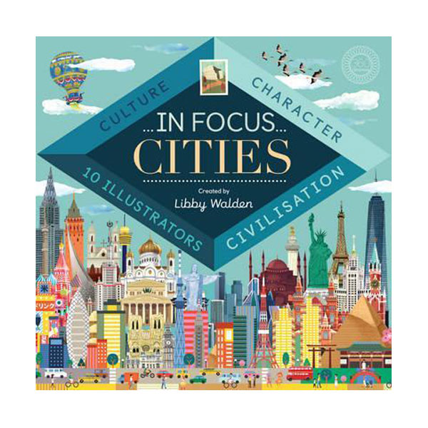 In Focus: Cities (Hardcover, 영국판)