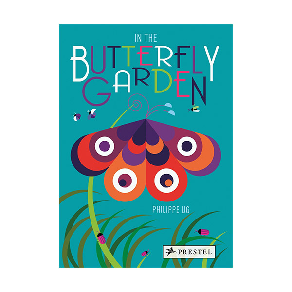 In the Butterfly Garden : Pop-up (Hardcover, 영국판)
