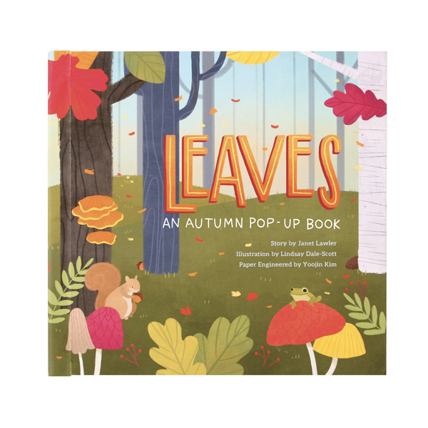 Leaves : An Autumn Pop-up Book (Hardcover, 영국판)