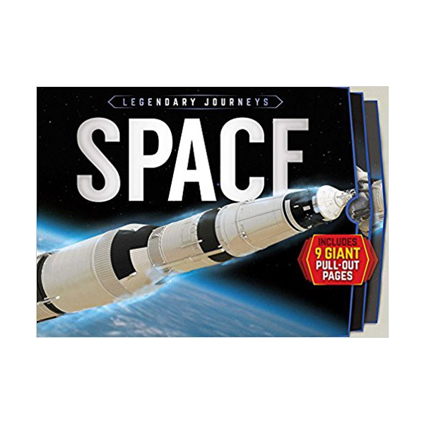 Legendary Journeys: Space (Hardcover)