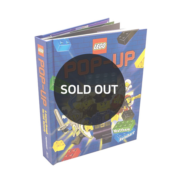 LEGO Pop-Up (Hardcover)