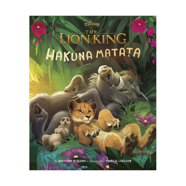 Lion King (2019) Picture Book : The Hakuna Matata (Hardcover)