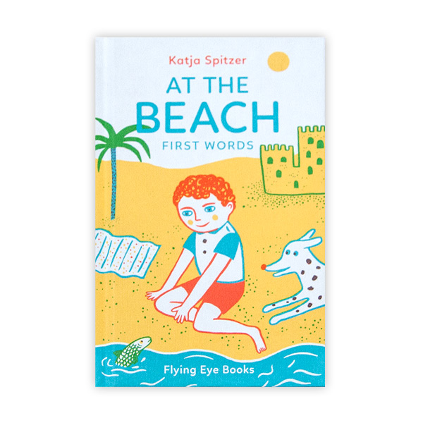 Little Books for Little Hands : At The Beach : First Words (Hardcover)