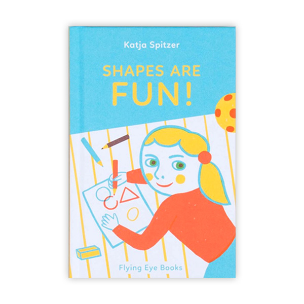 Little Books for Little Hands : Shapes Are Fun! (Hardcover)