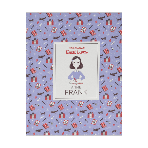 Little Guides to Great Lives : Anne Frank (Hardcover, 영국판)