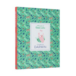 Little Guides to Great Lives : Charles Darwin (Hardcover, 영국판)