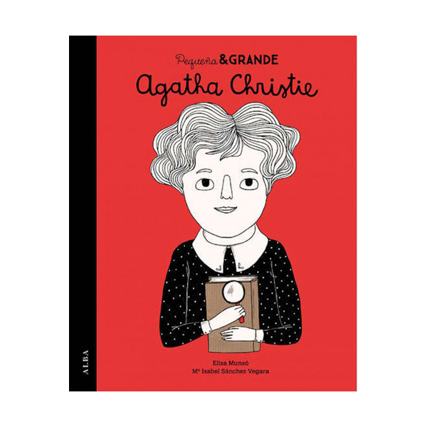 Little People, Big Dreams : Agatha Christie (Hardcover)