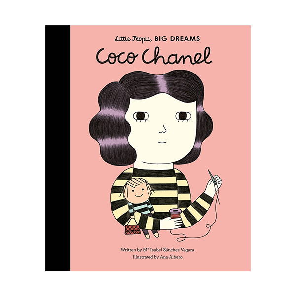Little People, Big Dreams : Coco Chanel (Hardcover, 영국판)