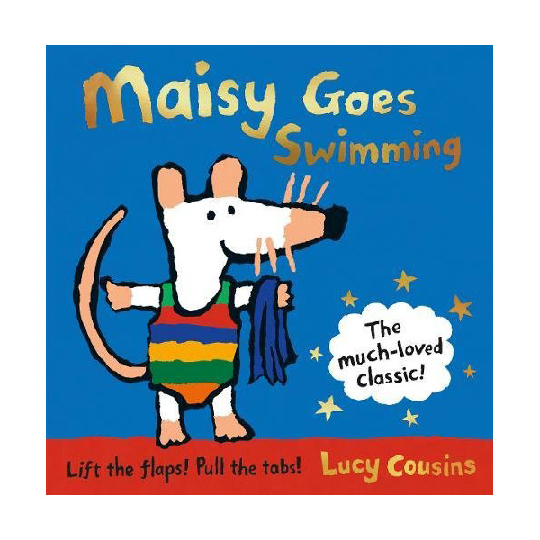 Maisy Goes Swimming (Hardcover, 영국판)