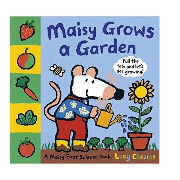 Maisy Grows a Garden : A Maisy Pop-up-and-Play Book (Hardcover,영국판)