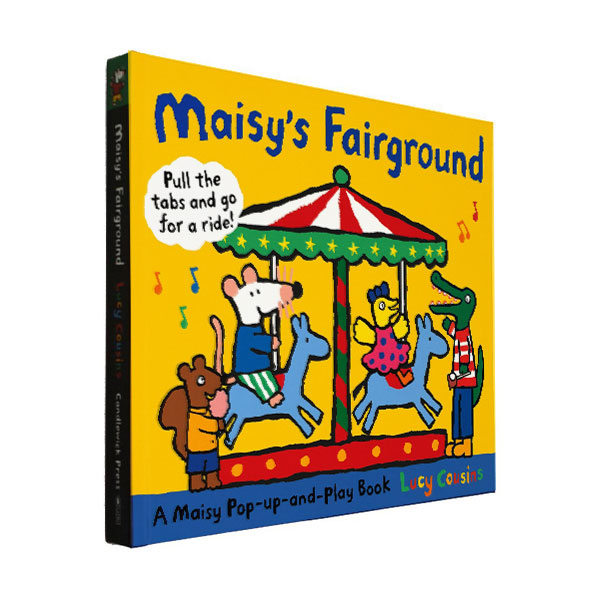 Maisy's Fairground : A Maisy Pop-up-and-Play Book (Hardcover,Pop-up)