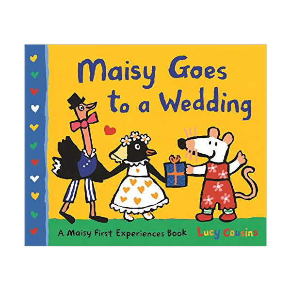 Maisy Goes to a Wedding (Paperback, 영국판)