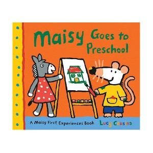 Maisy Goes to Preschool : A Maisy First Experience Book (Paperback)