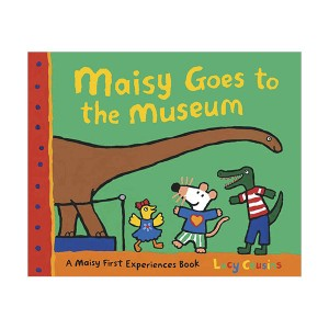 Maisy Goes to the Museum : A Maisy First Experience Book (Paperback)