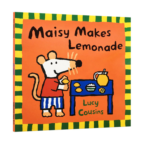 Maisy Makes Lemonade (Paperback)