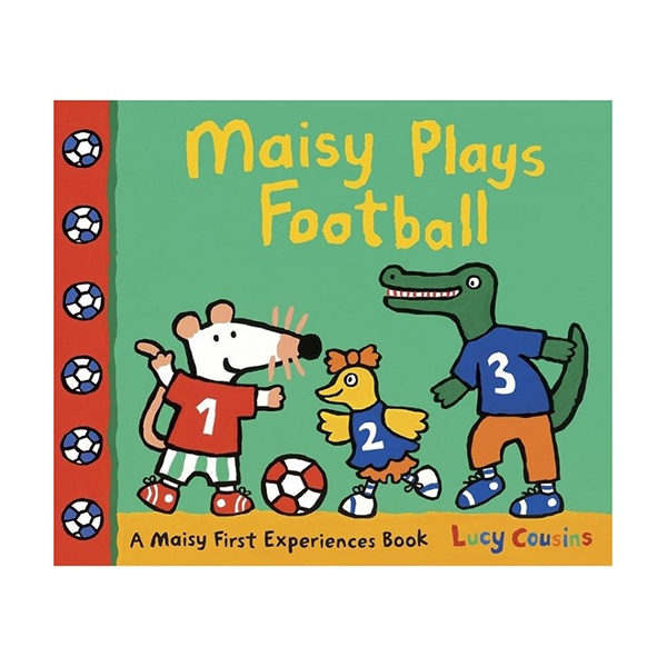Maisy Plays Football (Paperback, 영국판)