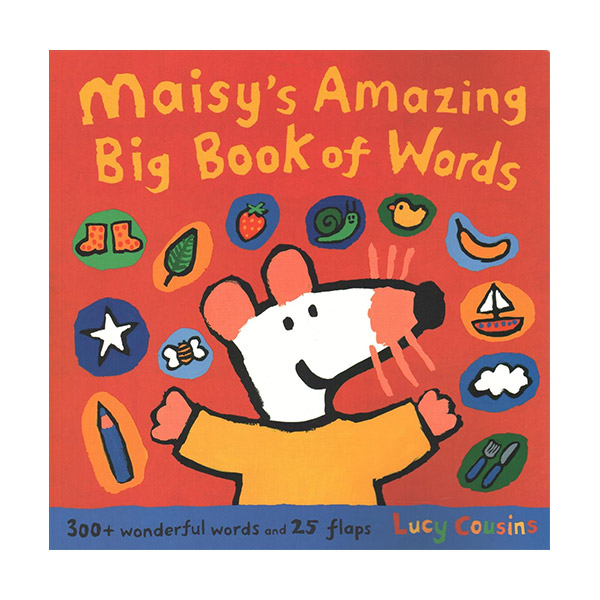 Maisy's Amazing Big Book of Words (Paperback, 영국판)