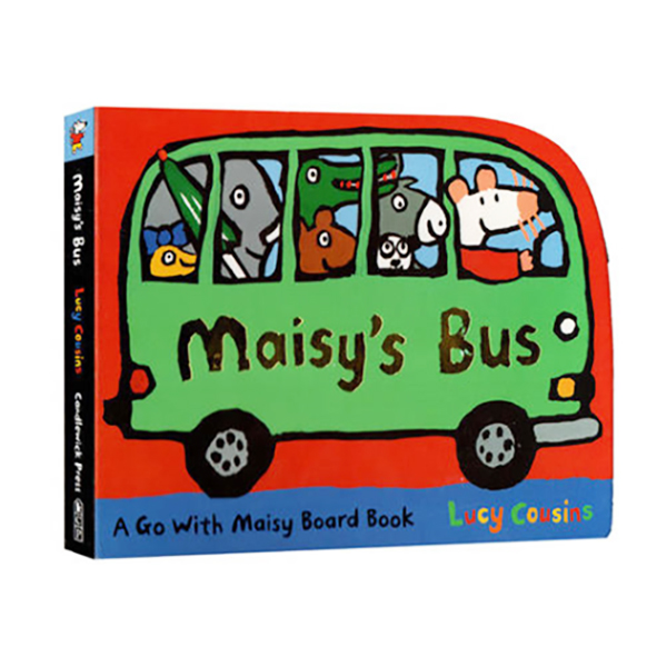 Maisy's Bus (Board book)