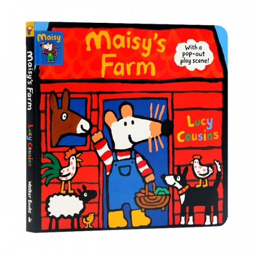Maisy's Farm : with a pop-out play scene (Board book, 영국판)