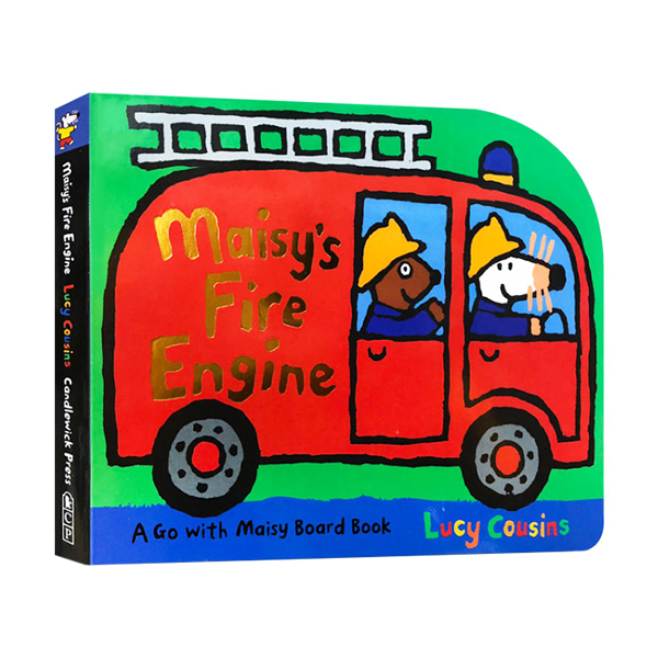 Maisy's Fire Engine (Board book)