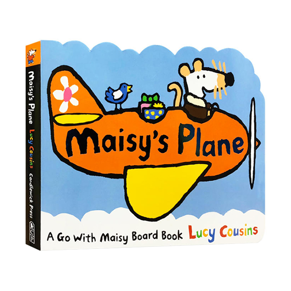 Maisy's Plane (Board Book)