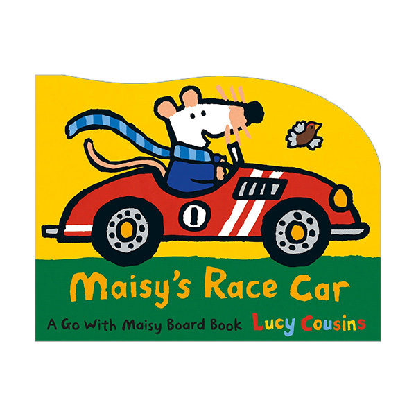 Maisy's Race Car (Board book)
