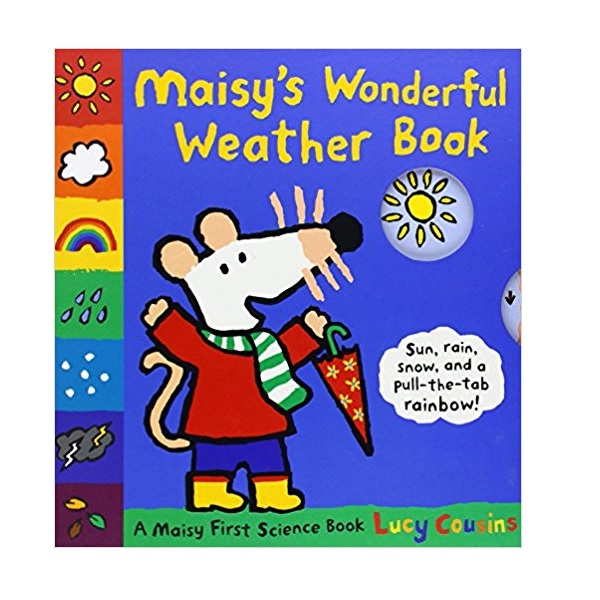 [베스트★] Maisy's Wonderful Weather Book : A Maisy First Science Book(Hardcover)