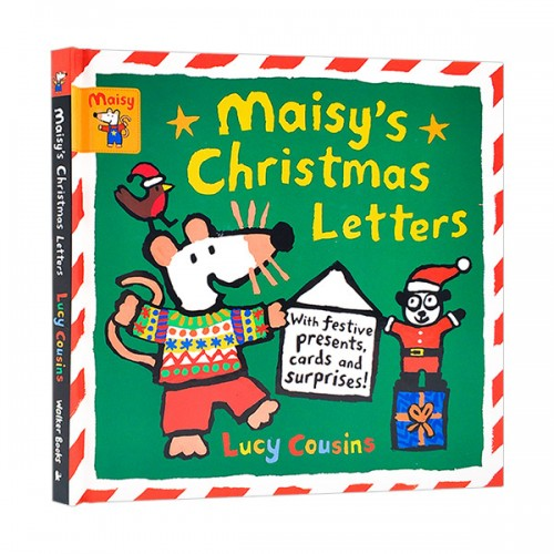 Maisys Christmas Letters : With 6 festive letters and surprises! (Hardcover, 영국판)