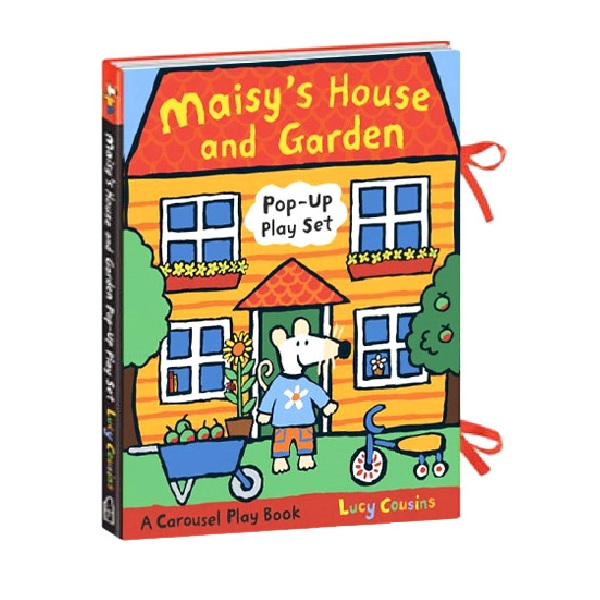 [베스트★2020] Maisys House and Garden : A Maisy Pop-up-and-Play Set (Hardcover)