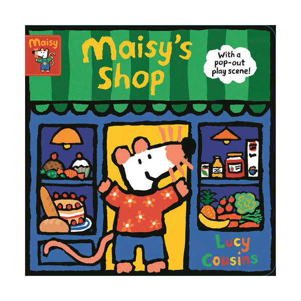 Maisys Shop : With a pop-out play scene! (Board book, 영국판)