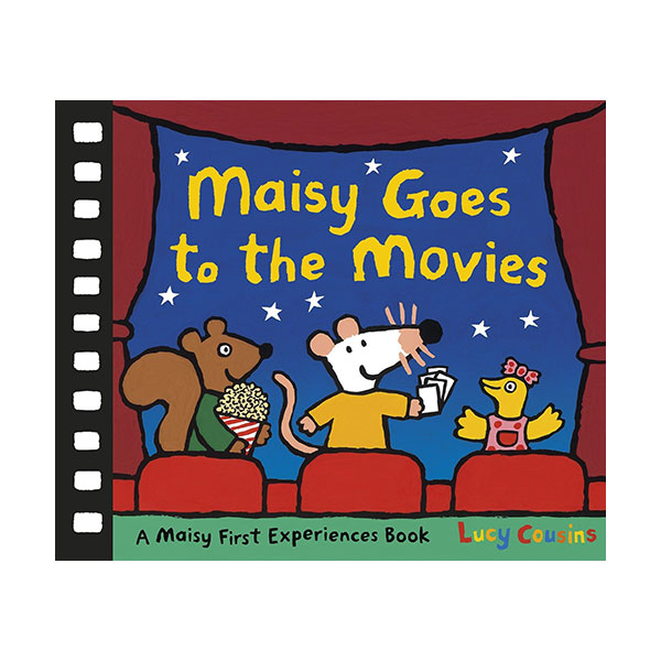 RL 2.0 : Maisy Goes to the Movies : A Maisy First Experiences Book (Paperback)
