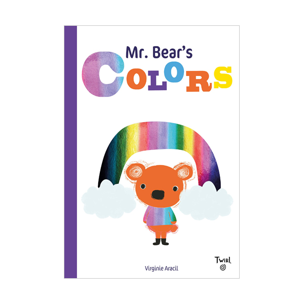 Mr. Bear's Colors (Hardcover)