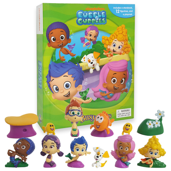 My Busy Books : Bubble Guppies (Hardcover)