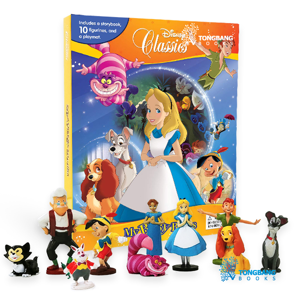 My Busy Books : Disney Classics (Board book)