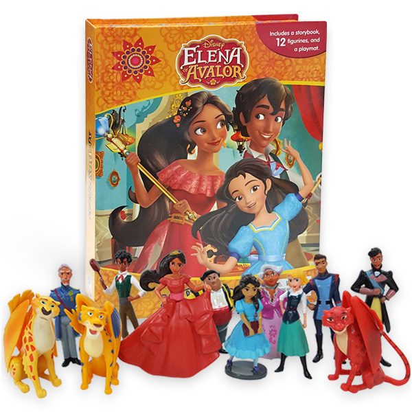 My Busy Books : Disney Elena of Avalor(Hardcover)