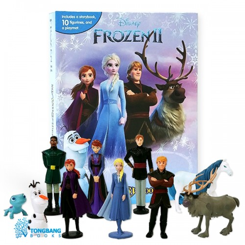 ★키즈코믹콘★My Busy Books : Disney Frozen 2 (Board book)