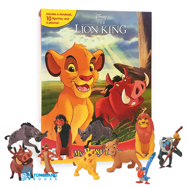My Busy Books : Disney Lion King (Hardcover)
