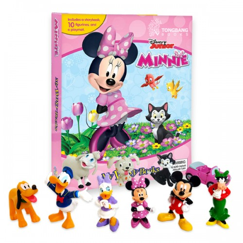 My Busy Books : Disney Minnie (Board book)