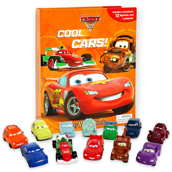 My Busy Books : Disney Pixar Cars 2 (Board book)