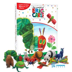 ★키즈코믹콘★My Busy Books : Eric Carle (Board book)