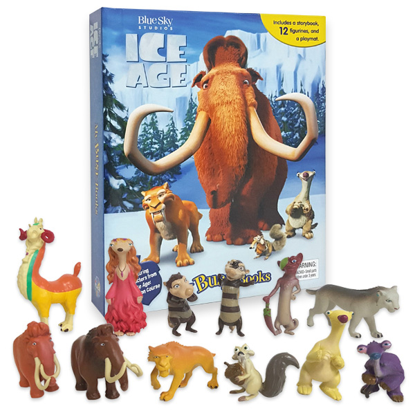 My Busy Books : Ice Age (Hardcover)
