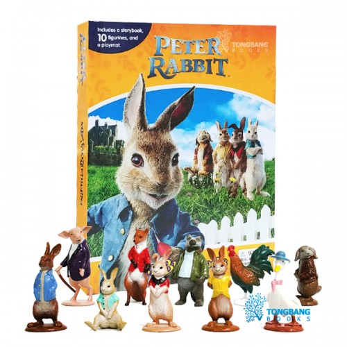 My Busy Books : Peter Rabbit (Board Book)