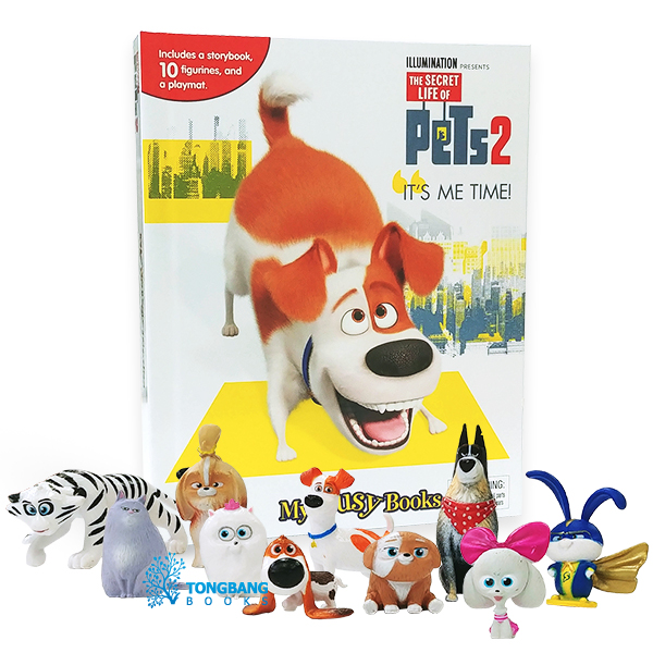 My Busy Books : The Secret Life of Pets 2 (Hardcover)